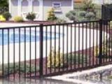 Ultra Aluminum Pool fence