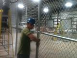 10ft. 9 gauge chain link
