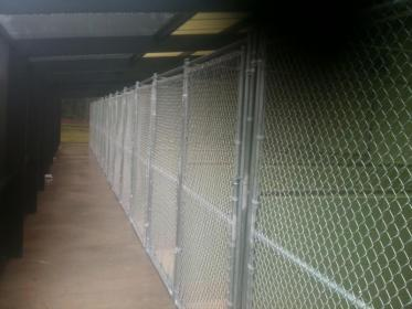 6 ft high chain link
